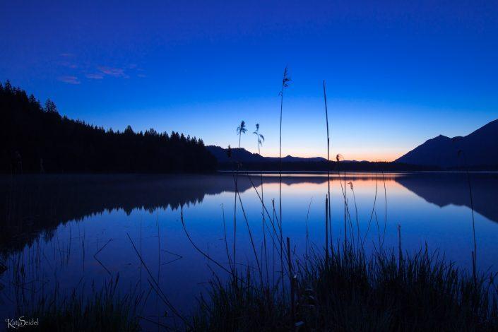 Blaue Stunde fotografieren