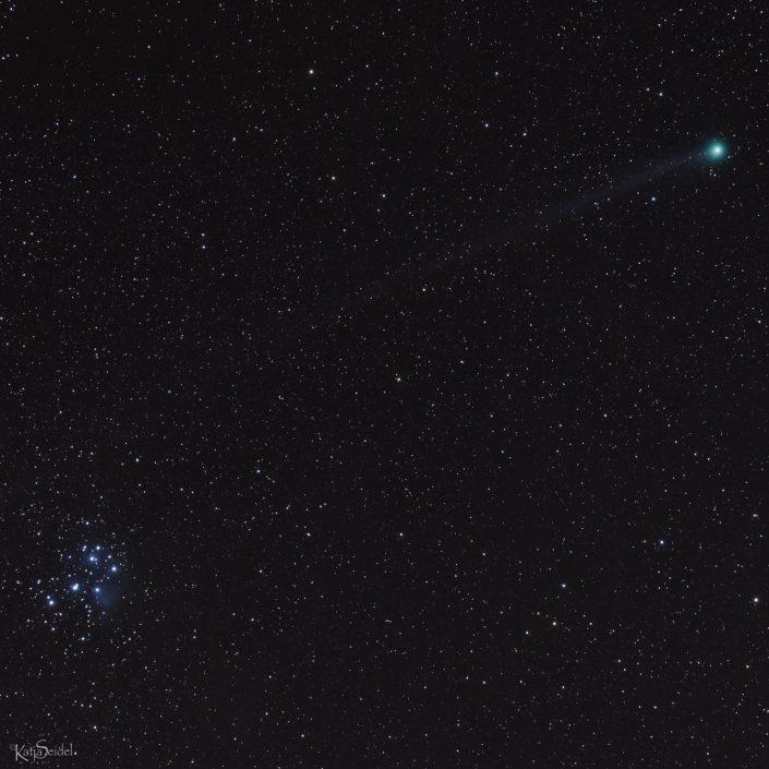 Kometen fotografieren