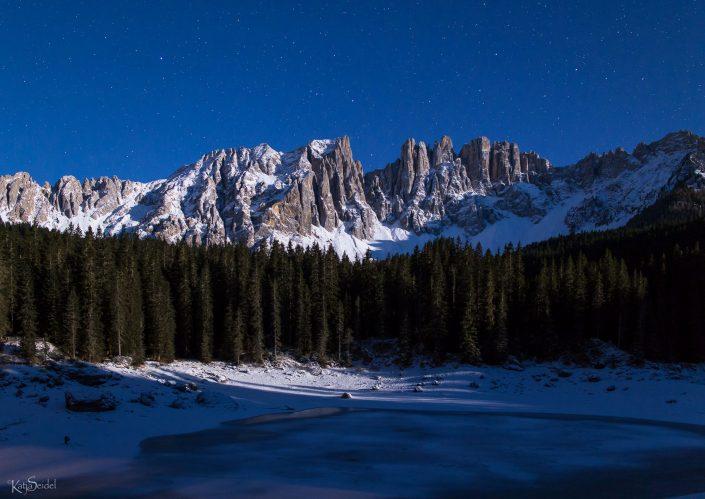 Im Mondlicht fotografieren