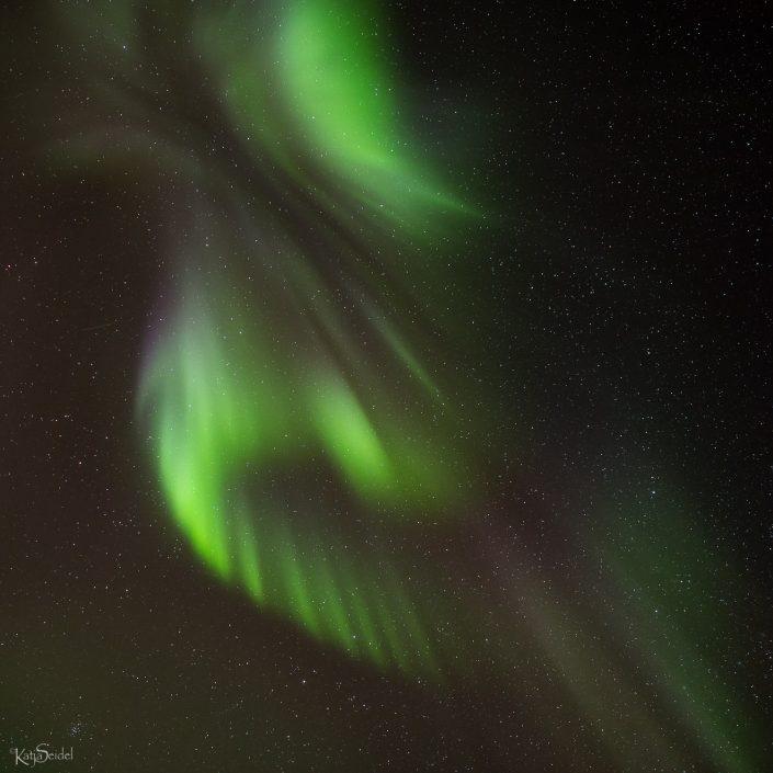 Polarlicht fotografieren